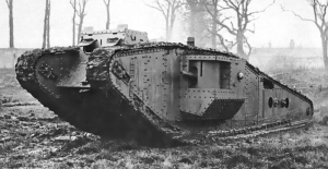 British_Mark_IV_tank